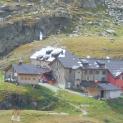 Route vijf daagse tocht tussen Kaunertal en Pitztal